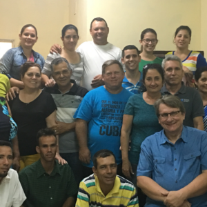 Bob Vineyard Ministries Give to support Cuba