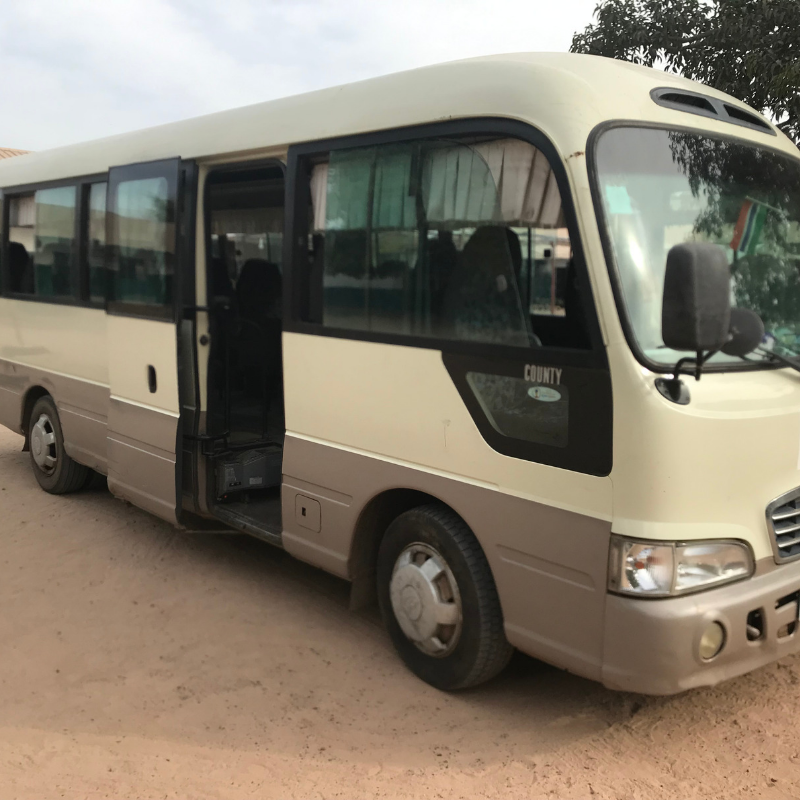 Gambia Bus