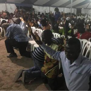 Bob Vineyard Ministries to The Gambia 2