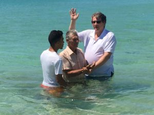 Bob Vineyard Ministries to Cuba