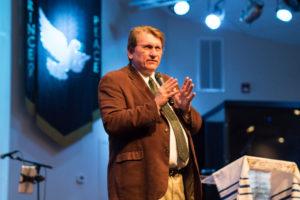 Dr. Bob Vineyard, Bob Vineyard Ministries